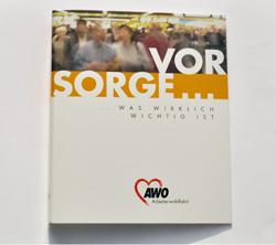 AWO-Ordner, Foto: Bruno Seigel
